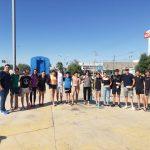 Participan triatletas de Torreón en control técnico