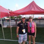Otro oro para Lucía Muro en Arizona: ahora en 400 metros planos